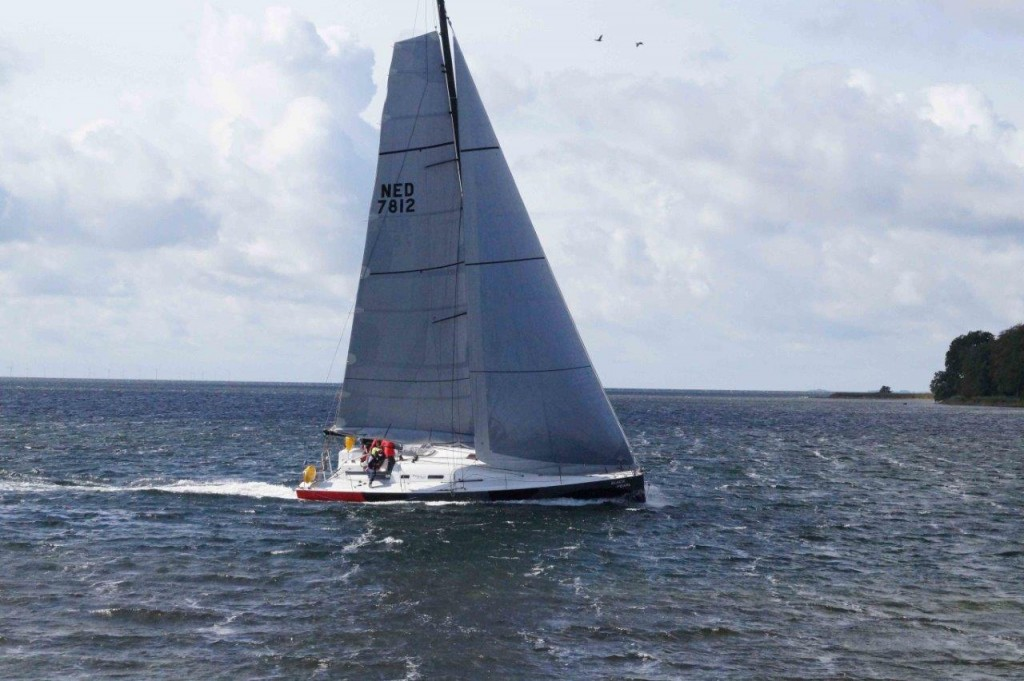 Black-Pearl beim Sandeman Cup